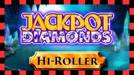Jackpot Diamonds logo