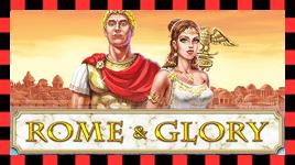 Rome and Glory logo