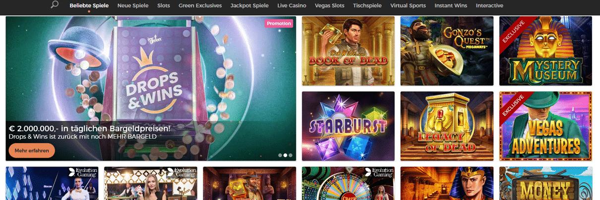 zuverlässige Casinos in der Schweiz