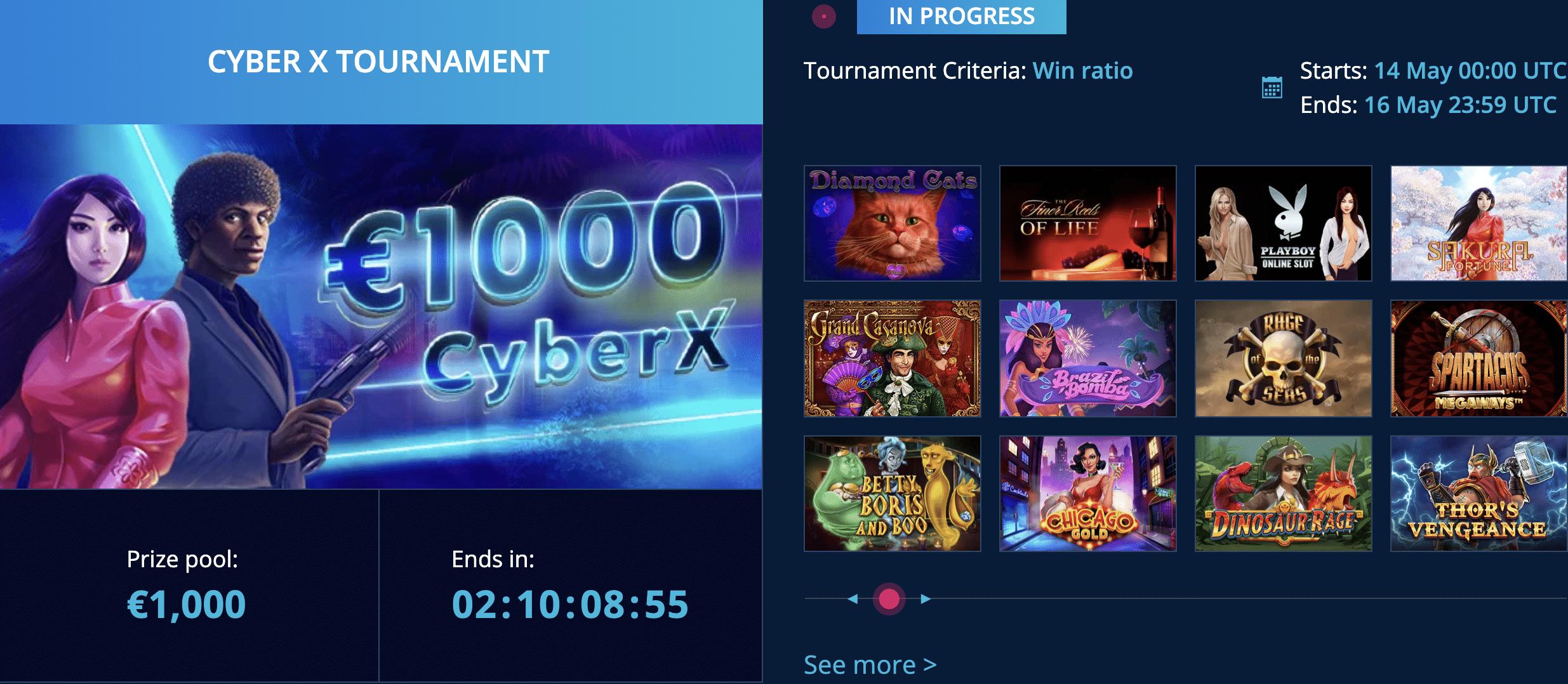 Cyber Tournament