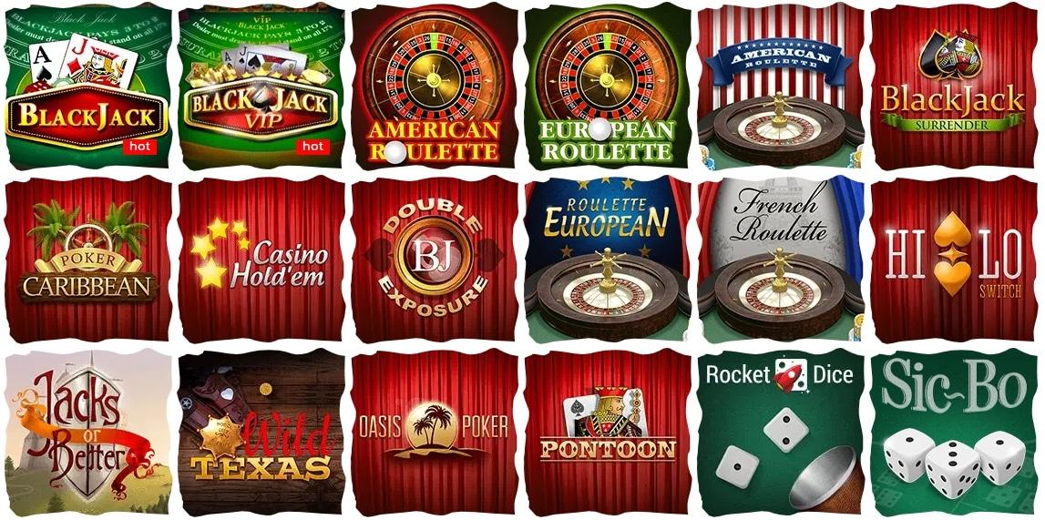 Tischpiele im Casino mit Handy bezahlen