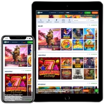 Casino Pay mit mobilen Alternativen