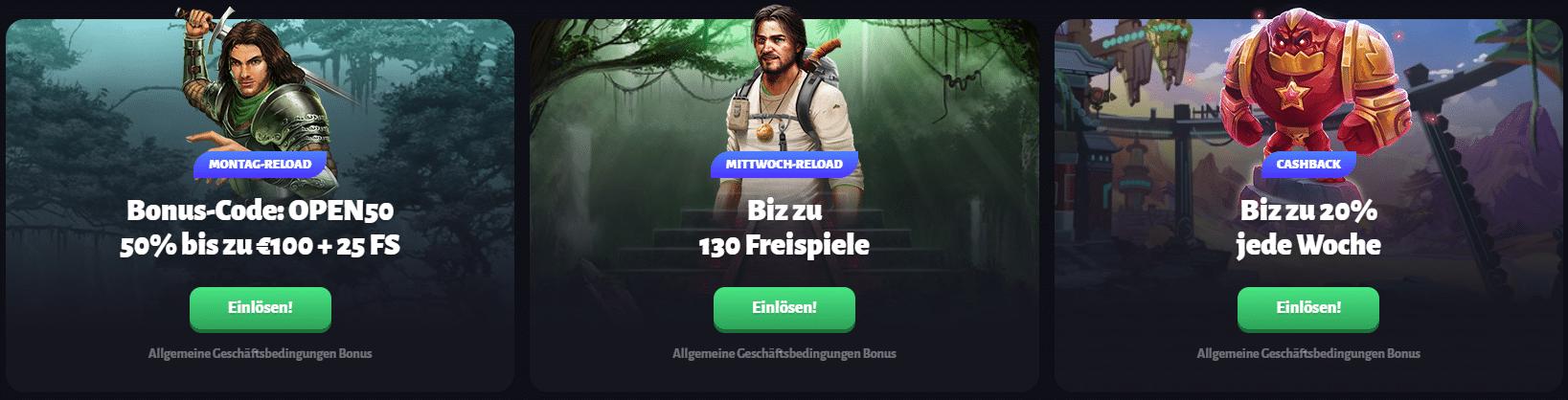 Online Casino Schweiz Echtgeld Bonus
