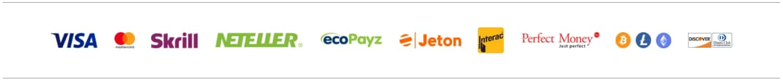 Zahlungsmittel Online Casinos